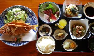 おすすめのお料理のイメージ